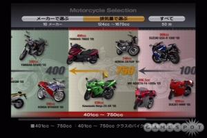 pilihan motor seabreg, mulai dari trail, streetfighter, hingga superbike