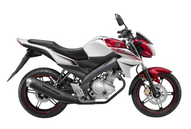 New-Yamaha-Vixion-White-Reddish-Lightning